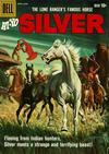 Cover for The Lone Ranger's Famous Horse Hi-Yo Silver (Dell, 1952 series) #34