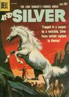 Cover for The Lone Ranger's Famous Horse Hi-Yo Silver (Dell, 1952 series) #35