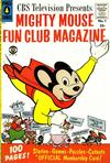 Cover for Mighty Mouse Fun Club Magazine (Pines, 1957 series) #1