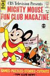 Cover for Mighty Mouse Fun Club Magazine (Pines, 1957 series) #4