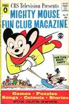 Cover for Mighty Mouse Fun Club Magazine (Pines, 1957 series) #5