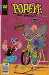Cover for Popeye the Sailor (Western, 1978 series) #142 [Whitman]