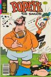 Cover for Popeye the Sailor (Western, 1978 series) #150 [Gold Key]