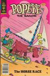 Cover for Popeye the Sailor (Western, 1978 series) #155 [Gold Key]