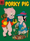 Cover for Porky Pig (Dell, 1952 series) #58