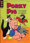 Cover for Porky Pig (Western, 1965 series) #4