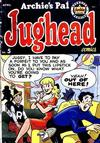 Cover for Archie's Pal Jughead (Archie, 1949 series) #5