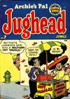 Cover for Archie's Pal Jughead (Archie, 1949 series) #7