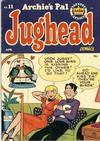 Cover for Archie's Pal Jughead (Archie, 1949 series) #11