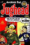 Cover for Archie's Pal Jughead (Archie, 1949 series) #17