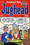 Cover for Archie's Pal Jughead (Archie, 1949 series) #22