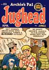 Cover for Archie's Pal Jughead (Archie, 1949 series) #23