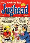 Cover for Archie's Pal Jughead (Archie, 1949 series) #26