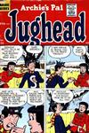 Cover for Archie's Pal Jughead (Archie, 1949 series) #40