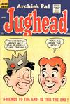 Cover for Archie's Pal Jughead (Archie, 1949 series) #59