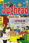 Cover for Jughead (Archie, 1965 series) #167
