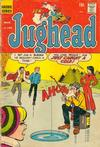 Cover for Jughead (Archie, 1965 series) #190