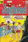 Cover for Jughead (Archie, 1965 series) #208