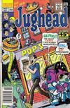 Cover for Jughead (Archie, 1987 series) #2 [Newsstand]
