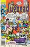Cover for Jughead (Archie, 1987 series) #11 [Newsstand]