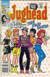 Cover for Jughead (Archie, 1987 series) #18 [Newsstand]