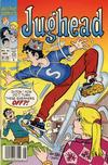 Cover for Jughead (Archie, 1987 series) #45 [Newsstand]