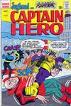Cover for Jughead as Captain Hero (Archie, 1966 series) #1