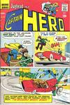 Cover for Jughead as Captain Hero (Archie, 1966 series) #6