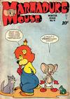 Cover for Marmaduke Mouse (Quality Comics, 1946 series) #4