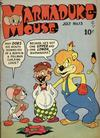 Cover for Marmaduke Mouse (Quality Comics, 1946 series) #13