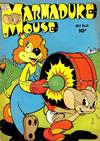 Cover for Marmaduke Mouse (Quality Comics, 1946 series) #25