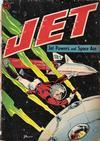 Cover for Jet Powers (Magazine Enterprises, 1951 series) #1 [A-1 #30]