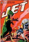 Cover for Jet Powers (Magazine Enterprises, 1951 series) #2 [A-1 #32]