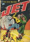 Cover for Jet Powers (Magazine Enterprises, 1951 series) #3 [A-1 #35]