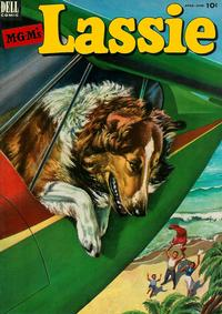 Cover Thumbnail for M-G-M's Lassie (Dell, 1950 series) #11