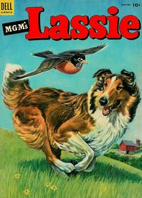 Cover Thumbnail for M-G-M's Lassie (Dell, 1950 series) #14