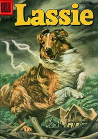 Cover Thumbnail for M-G-M's Lassie (Dell, 1950 series) #30