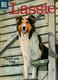 Cover Thumbnail for Lassie (Dell, 1957 series) #41