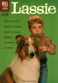 Cover Thumbnail for Lassie (Dell, 1957 series) #52