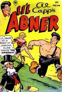 Cover Thumbnail for Al Capp's Li'l Abner (Toby, 1949 series) #94