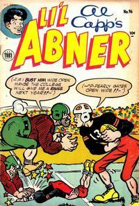 Cover Thumbnail for Al Capp's Li'l Abner (Toby, 1949 series) #96