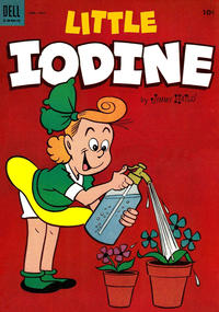 Cover Thumbnail for Little Iodine (Dell, 1950 series) #24