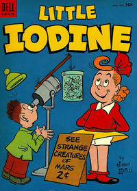 Cover Thumbnail for Little Iodine (Dell, 1950 series) #28