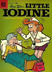 Cover Thumbnail for Little Iodine (Dell, 1950 series) #39