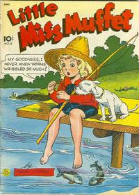 Cover Thumbnail for Little Miss Muffet (Pines, 1948 series) #11