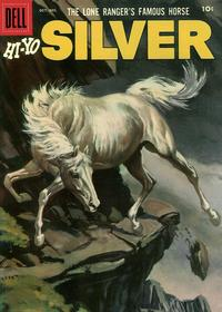 Cover Thumbnail for The Lone Ranger's Famous Horse Hi-Yo Silver (Dell, 1952 series) #20