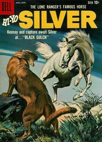 Cover Thumbnail for The Lone Ranger's Famous Horse Hi-Yo Silver (Dell, 1952 series) #30