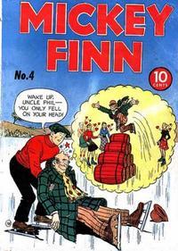 Cover Thumbnail for Mickey Finn (Columbia, 1943 series) #4