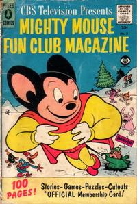 Cover Thumbnail for Mighty Mouse Fun Club Magazine (Pines, 1957 series) #2
