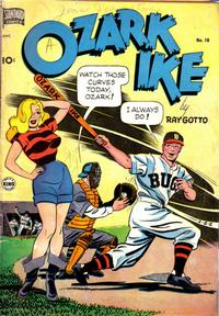 Cover Thumbnail for Ozark Ike (Pines, 1948 series) #18